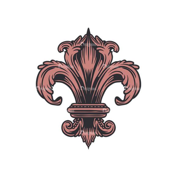 Fleurdelis Vector 1 4 1