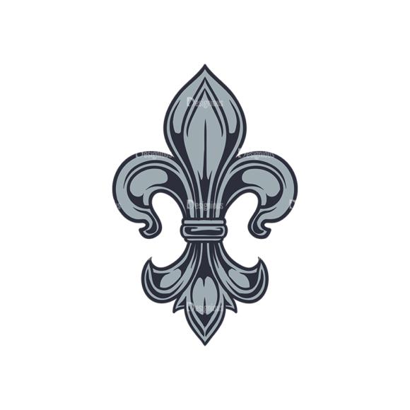 Fleurdelis Vector 1 6 1