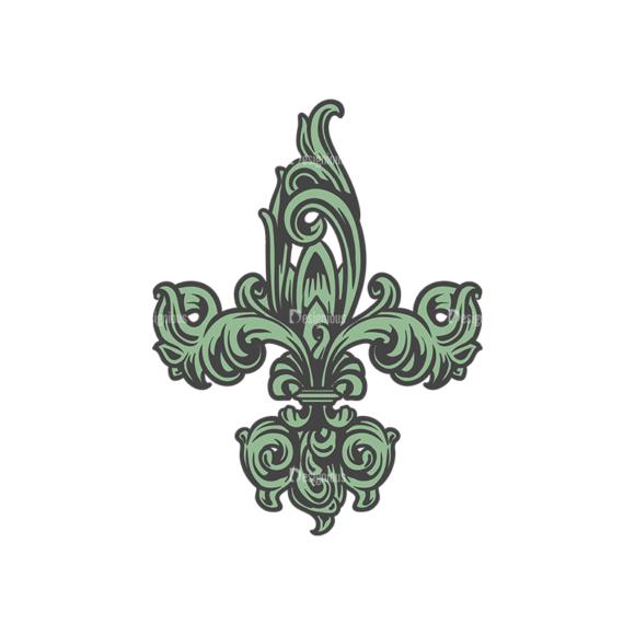 Fleurdelis Vector 1 7 1