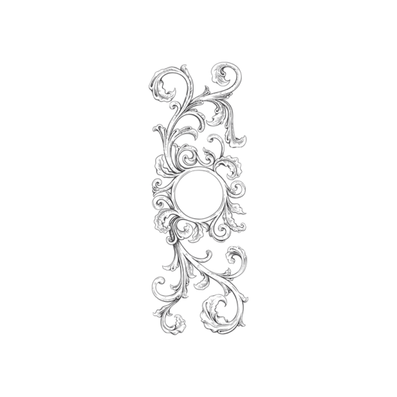 Floral Vector 100 4 5