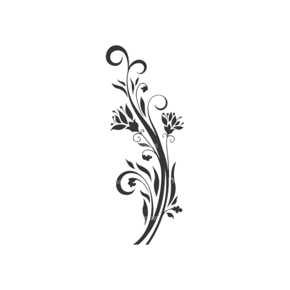 Floral Vector 111 5 5