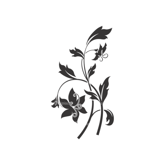 Floral Vector 116 4 5