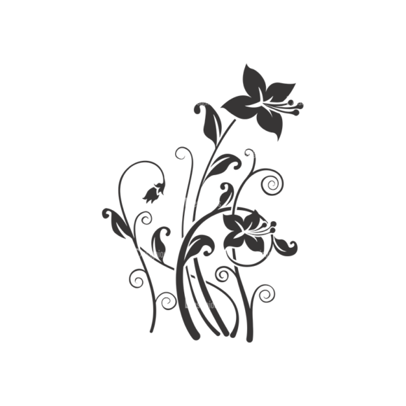 Floral Vector 116 7 floral vector 116 7 preview