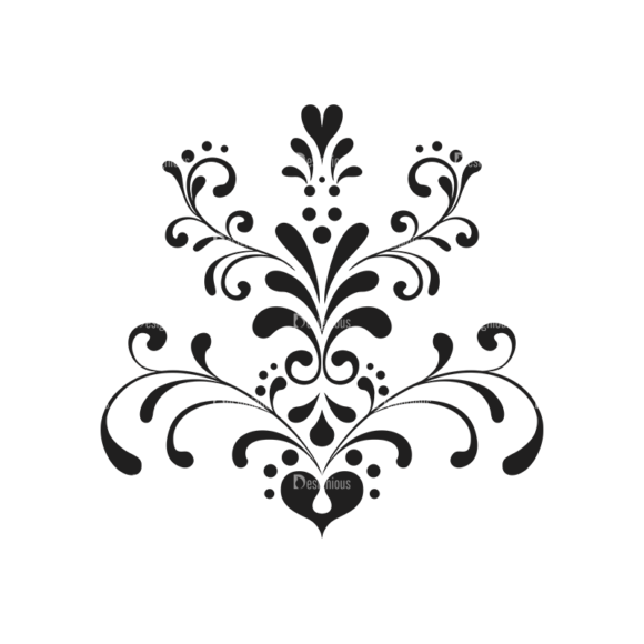 Floral Vector 120 3 floral vector 120 3 preview