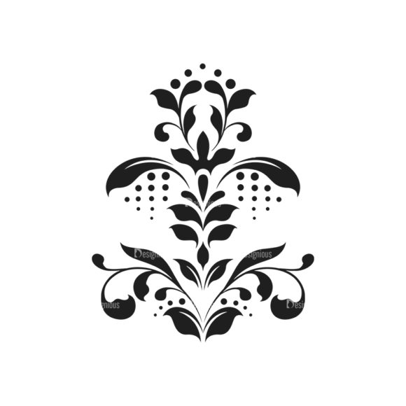 Floral Vector 120 4 5