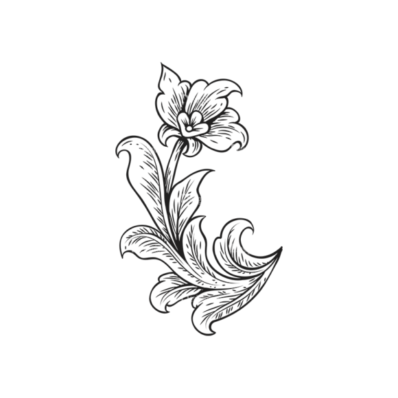Floral Vector 121 1 floral vector 121 1 preview
