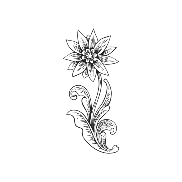 Floral Vector 121 2 floral vector 121 2 preview