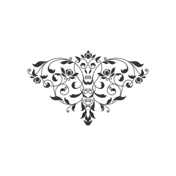 Floral Vector 124 2 5