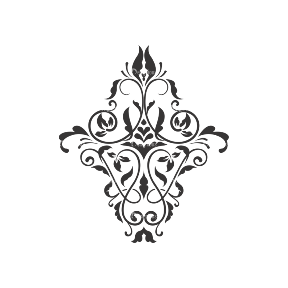 Floral Vector 124 6 5