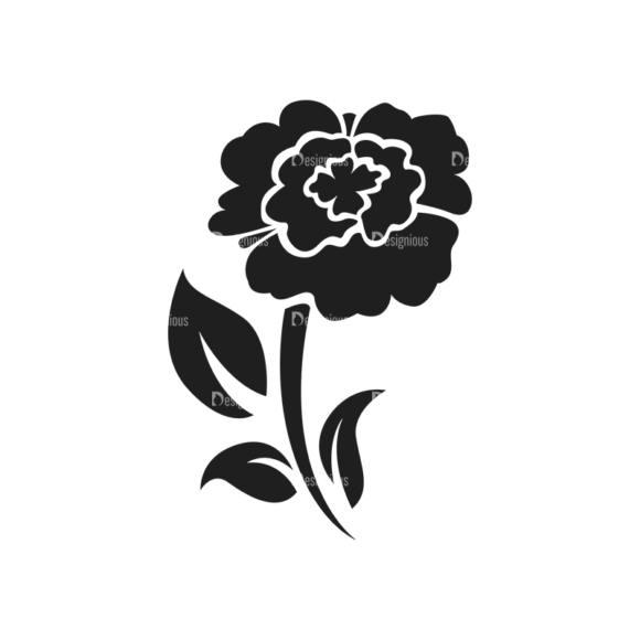 Floral Vector 125 6 5