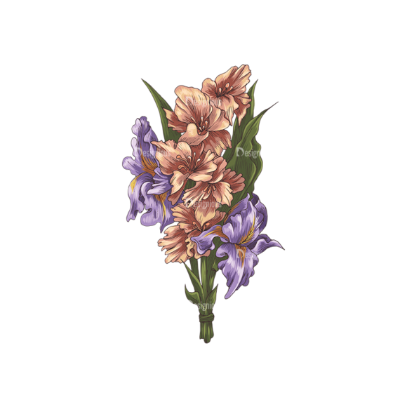Floral Vector 135 4 5