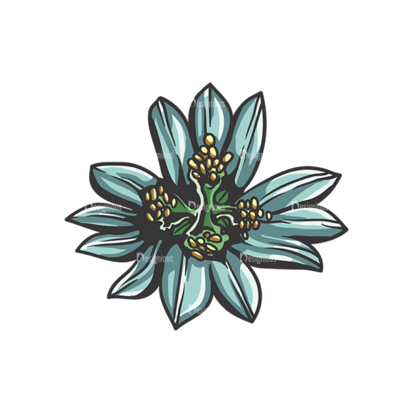 Floral Vector 138 1 5