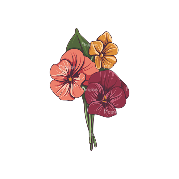 Floral Vector 142 1 5