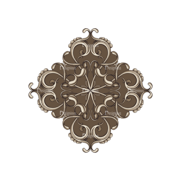 Floral Vector 147 3 5