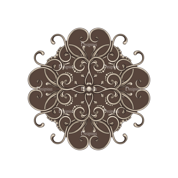 Floral Vector 147 4 5