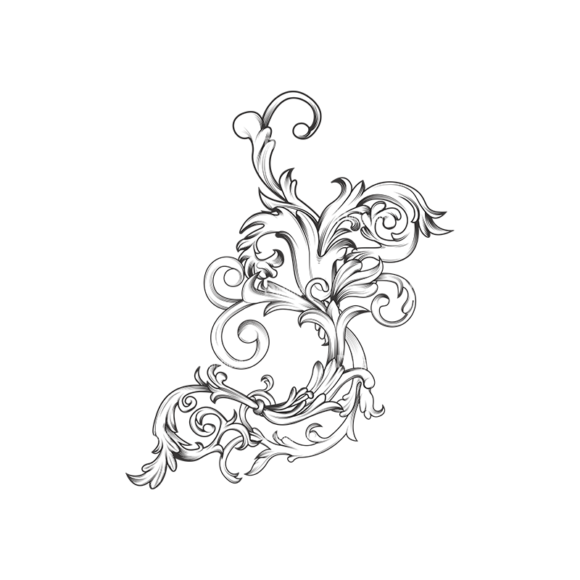 Floral Vector 33 10 1