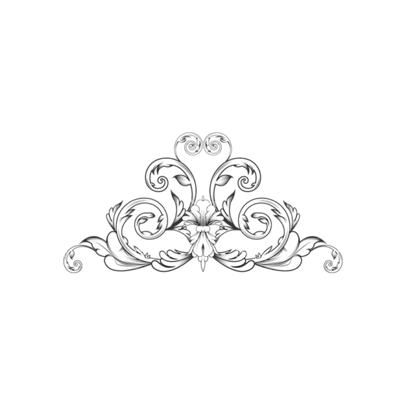 Floral Vector 35 4 1