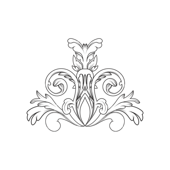Floral Vector 35 6 1