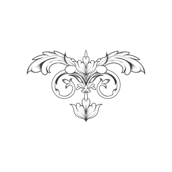 Floral Vector 35 8 1