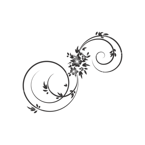 Floral Vector 36 16 1