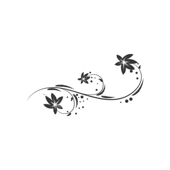 Floral Vector 36 4 1