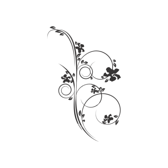 Floral Vector 36 7 1