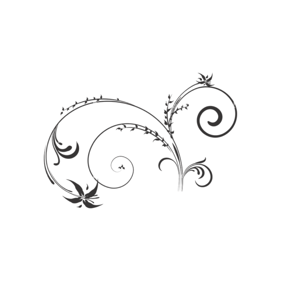 Floral Vector 37 15 1