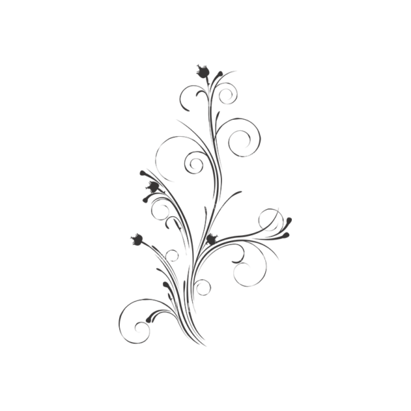 Floral Vector 38 10 1