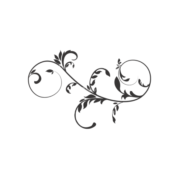 Floral Vector 40 8 1