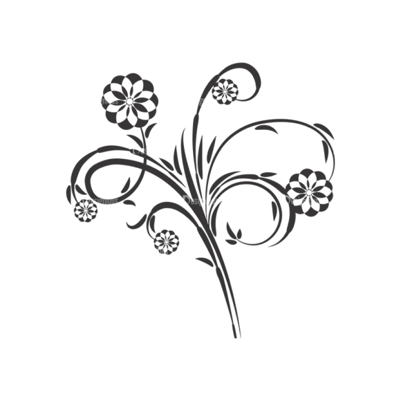 Floral Vector 41 13 1