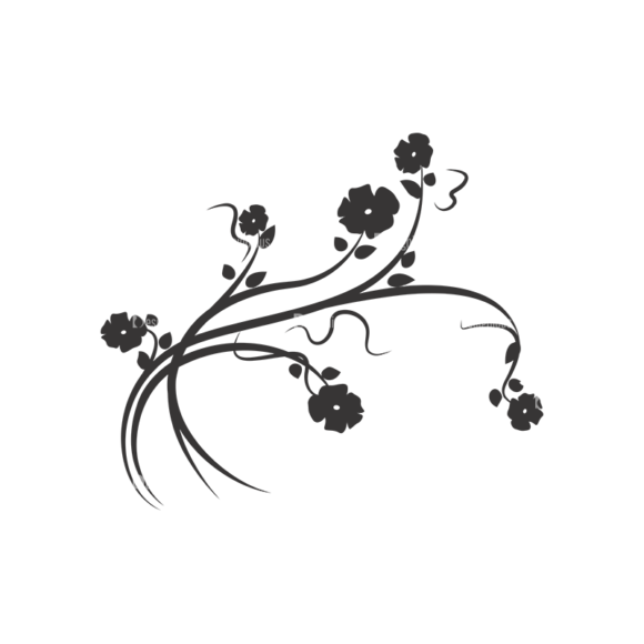 Floral Vector 41 15 1