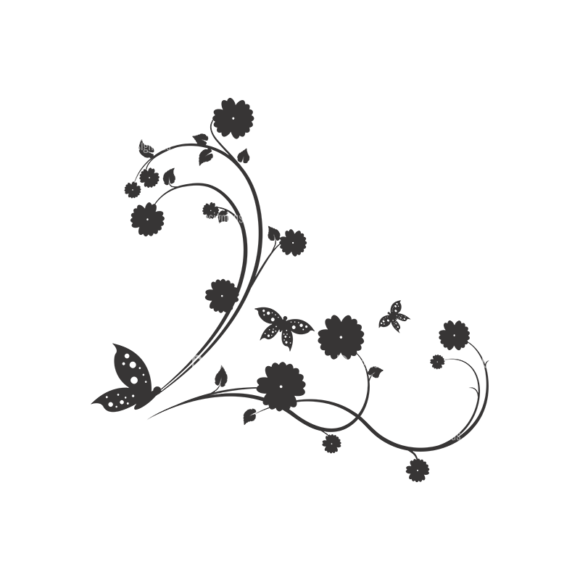 Floral Vector 41 2 1
