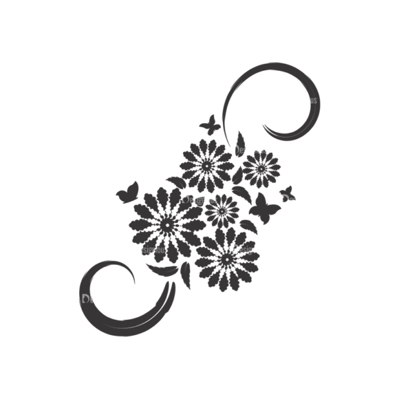 Floral Vector 41 3 1