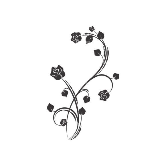 Floral Vector 41 6 1