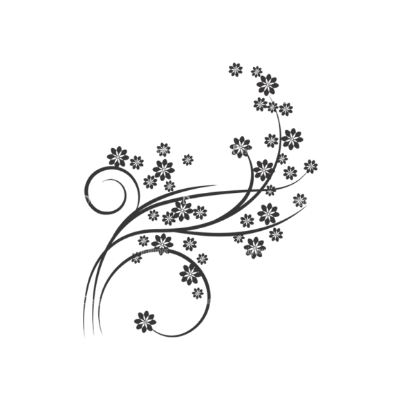 Floral Vector 41 7 1