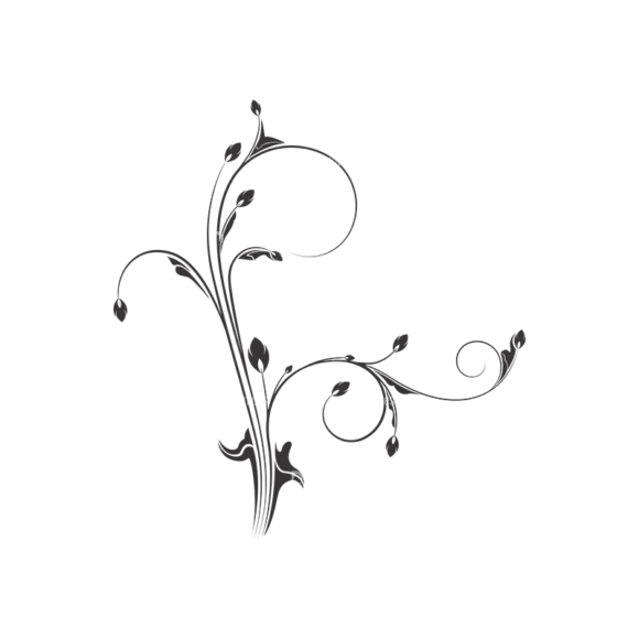 Floral Vector 42 10 1