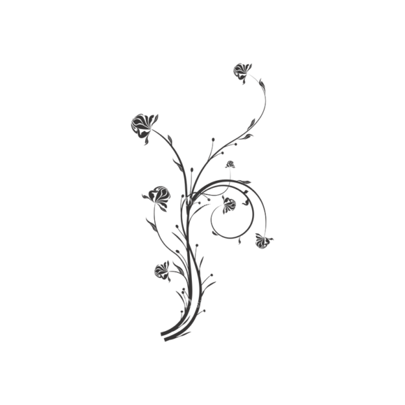 Floral Vector 42 11 1