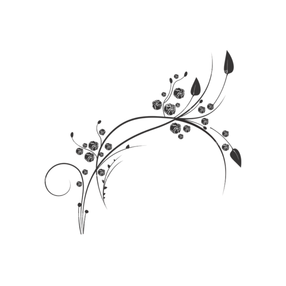 Floral Vector 42 3 1