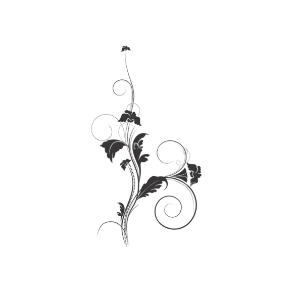 Floral Vector 42 6 1