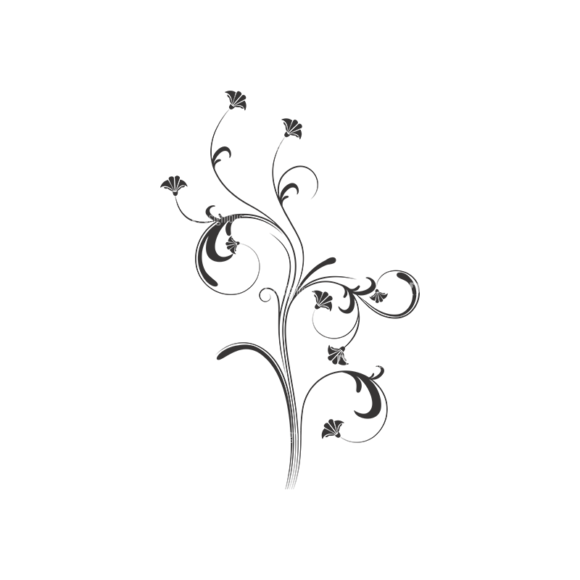 Floral Vector 43 5 1
