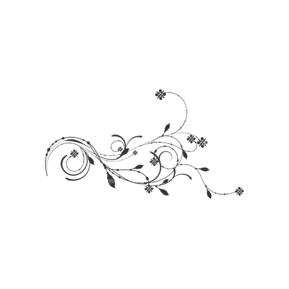Floral Vector 43 7 1