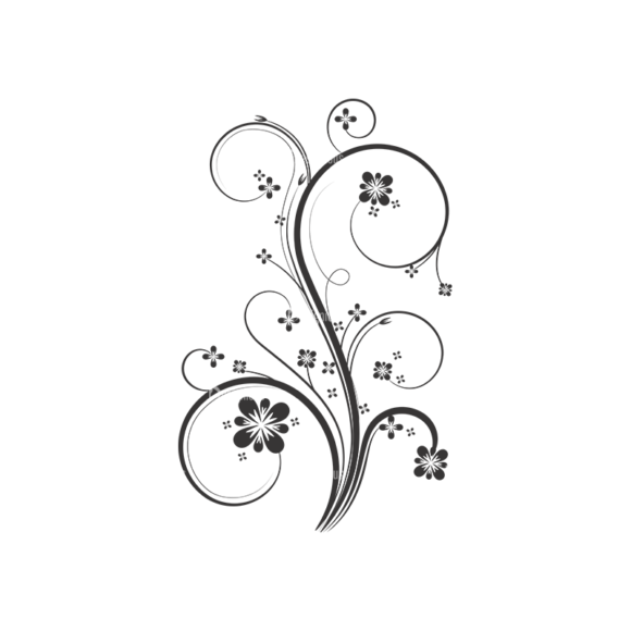Floral Vector 45 10 1