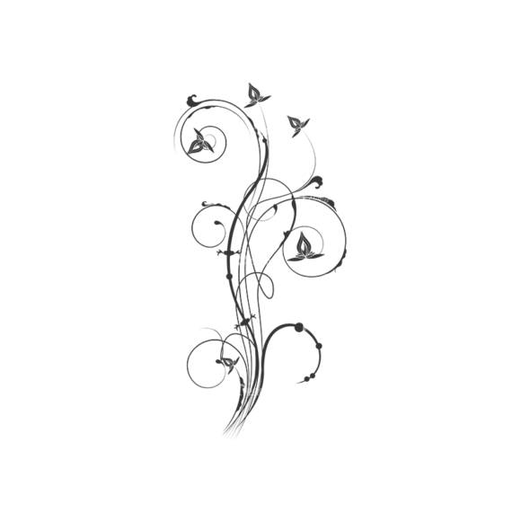 Floral Vector 45 11 1