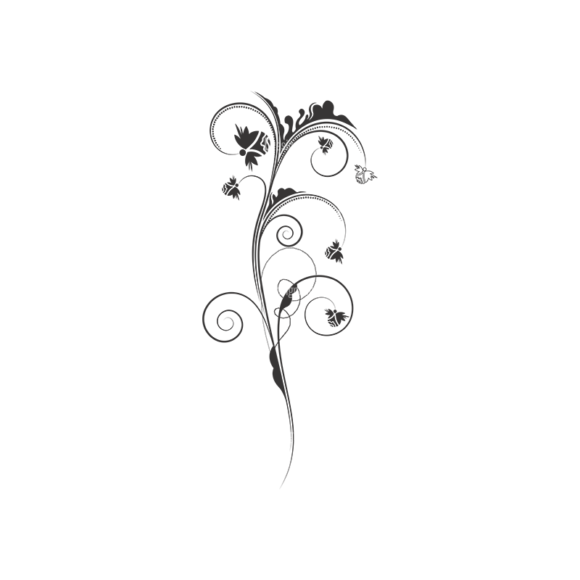 Floral Vector 45 12 1