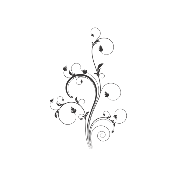 Floral Vector 45 5 1