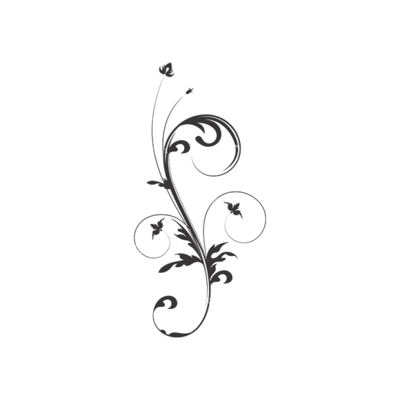 Floral Vector 45 6 1