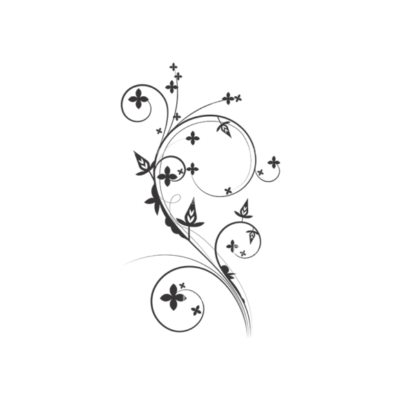 Floral Vector 45 9 1