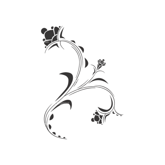 Floral Vector 46 4 1