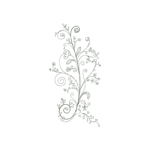 Floral Vector 97 10 5