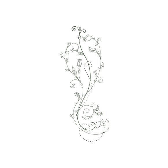 Floral Vector 98 3 floral vector 98 3 preview